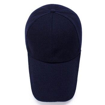 Unisex Fashion Baseball Cap Men Women Light Board Solid Color Snapback Hat Hip-Hop Adjustable Sports Cap Outdoor Climbing Hats 4