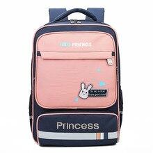 Girl Oxford School Bag Kids Backpack Bagpack Printing Back Pack Child Designer Backpacks High Quality For Girls Bookbag