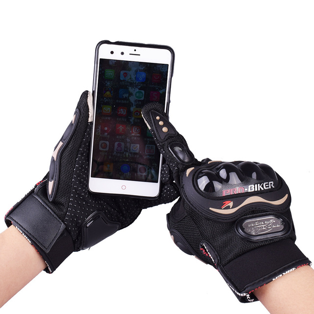 PRO Biker Motorcycle Gloves Moto Luva Motocross Breathable Racing Gloves Motorbike Bicycle cycling Riding Glove For  Men Women 5