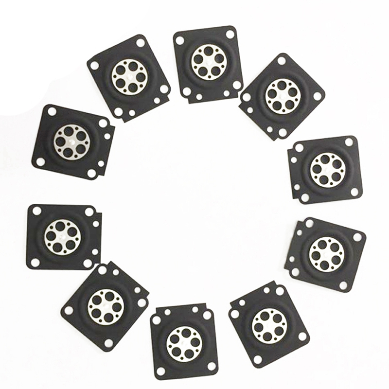 20Pcs/Lot For Zama 180 Metering Diaphragm Membrances Gasket Parts For Zama180 192 Carburetor Repair Kit