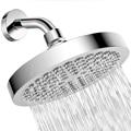 Dusche Kopf Hochdruck Regen Luxus Moderne Chrome Einfach Aussehen Werkzeug Freie Installation Für Ihre Bad Dusche Köpfe