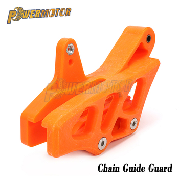 Motorcycle Chain Protector Protection Guard Guide Slider Motocross For KTM EXC EXCF SX SXF XC XCF XCF-W XCW 125-530 2008-2015 motorcycle motocross handlebar hand guards handguard handle protector protection for ktm exc sxf sxs xc xcr xcw xcf mx smr