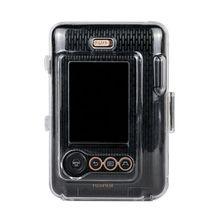ברור קריסטל PVC מגן מקרה מצלמה תיק כיסוי עבור Fujifilm מיני Liplay ערכת