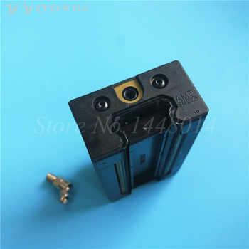 Inkjet printer spare parts Flora block slider for Flora LJ3208 LJ3208K linear guide slider SME25SA Flora 512 spare parts 1pc