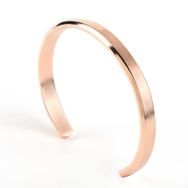 Rose gold with Box