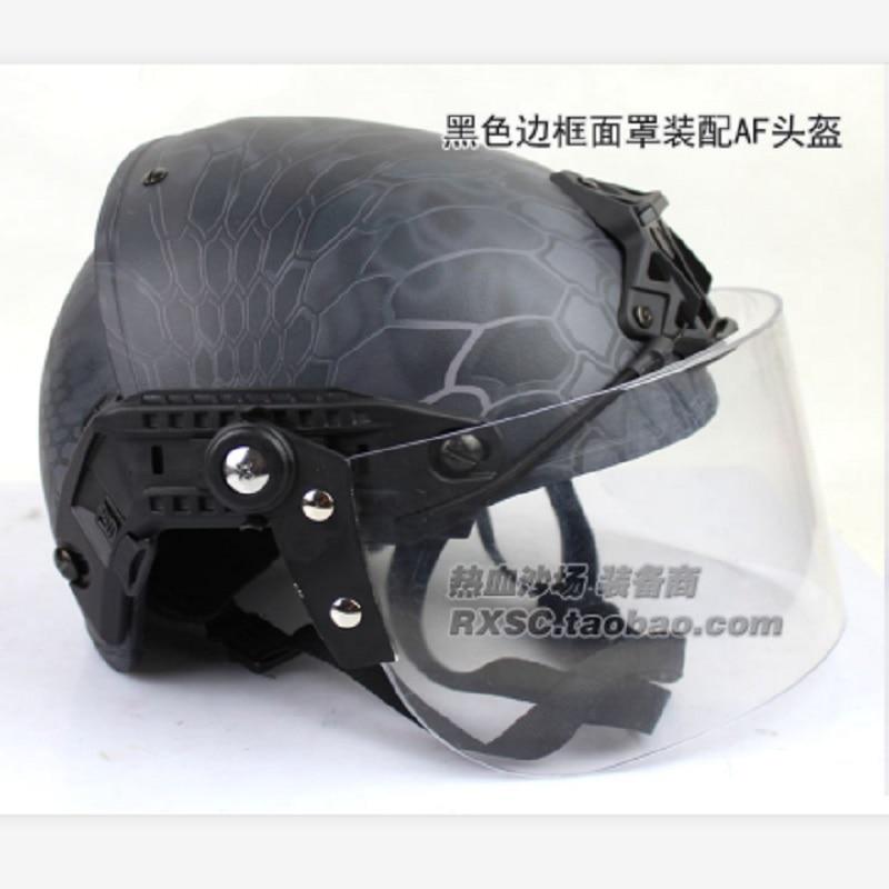 Gray Lens Detachable Modular Motorcycle Helmet Nose Face Mask Shield Goggles New