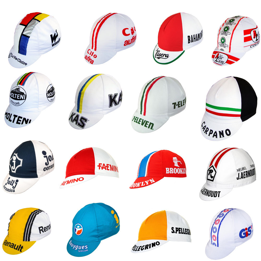 One Size Cycling Caps Men And Women Bike Wear Headdress Cycling Equipment Bicycle Caps