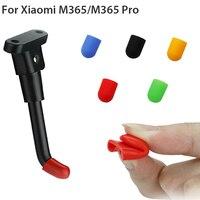 Scooter Eléctrico de pie de apoyo de silicona de pies de protección para Ninebot Es2 Es4 Xiaomi M365 M365 Pro accesorios para Scooter
