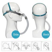 Универсальный WNP НАЗАЛЬНЫЕ подушечки маска для CPAP Авто CPAP BiPAP вентилятор подушка для сна подушка против храпа дыхания респиратор 3 размера