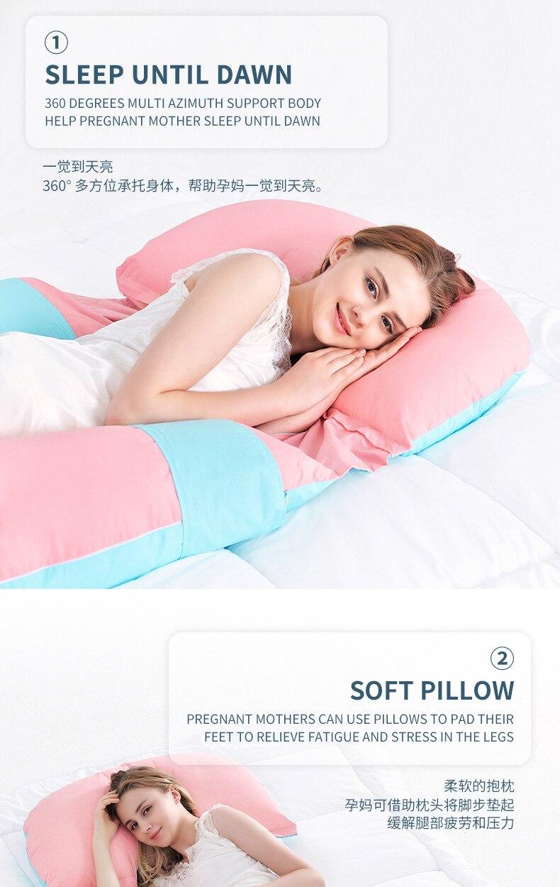 Travesseiro p grávidas