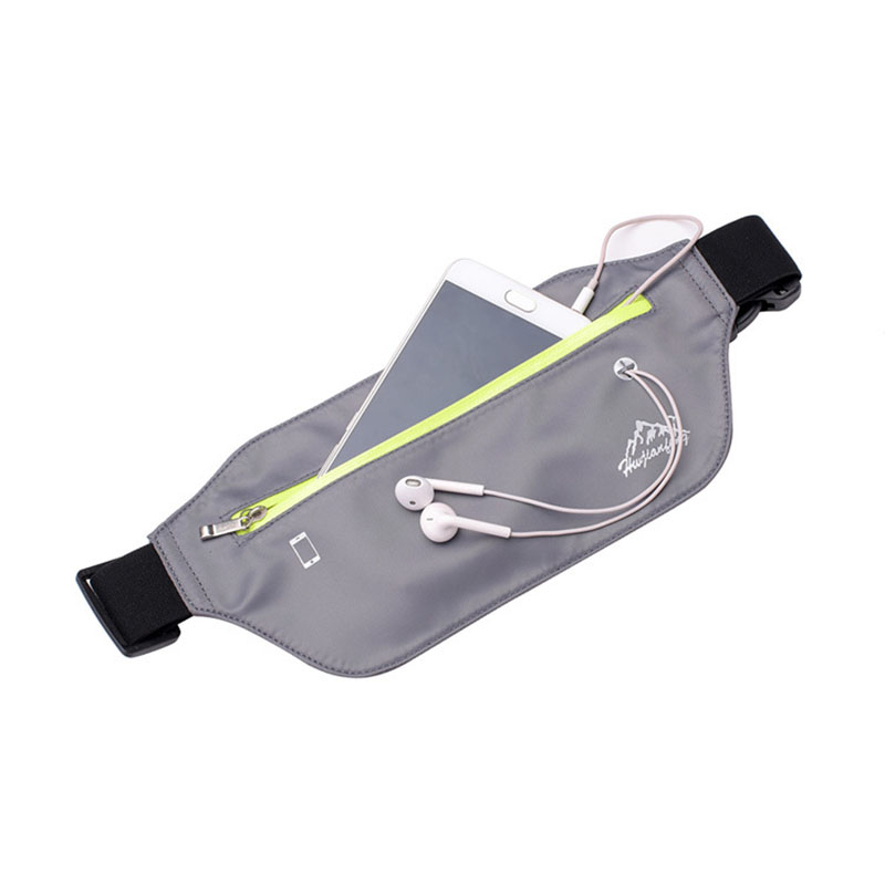 Waterproof Running Belt Bag Waist Pack Mobile Phone Holder Pocket Outdoor Sports Cycling Jogging Bum Bag Fitness Gym Belt Pouch