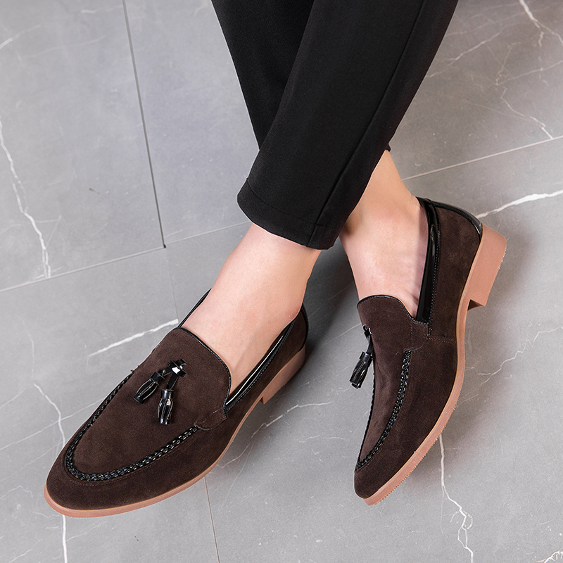 H7e86e16e4c294c73920eba14e243da35a Summer Outdoor light soft Leather Men Shoes Loafers Slip On Comfortable Moccasins Flats Casual Boat Driving shoes size 38-47