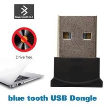 Для bluetooth usb адаптер dongle 4,0 5,0 компьютер pc наушники динамик автомобильный аудио приемник передатчик ТВ адаптер 3,5 мм мышь