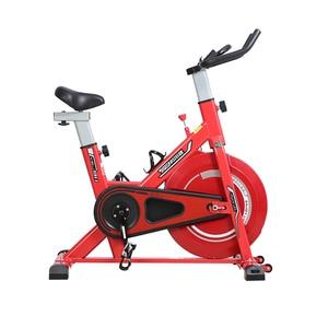 Image 3 - エアロバイク家庭用超静音屋内減量ペダルエアロバイクを回転自転車フィットネス機器
