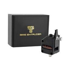 3D Imprimante BMG Extrudeuse Clone Double Entraînement Extrudeuse mise à niveau extrudeuse Bowden 1.75mm filament pour 3d imprimante CR10 Ender 3 pro Plus Bleu