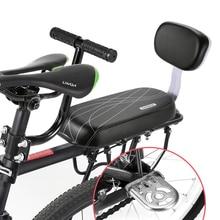 Велосипедное заднее сиденье, велосипедное детское сиденье, чехол для велосипедной стойки, подушка для отдыха с задним седлом, Аксессуары для велосипеда, запчасти для велосипеда, Bicicleta из искусственной кожи