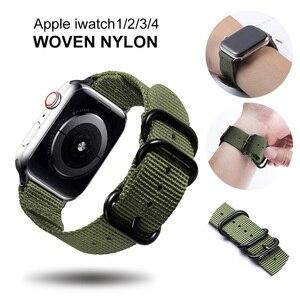 Nylon Apple Watch Nylon Watchband for Se
