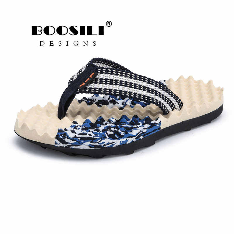 Zapatillas Hombre Precipitò 2020 Nuovo di Vibrazione di Cadute di Uomini Outdoor casual Pistoni Freddi di Alta Qualità Della Banda di Sesso Maschile Piatto Bagno