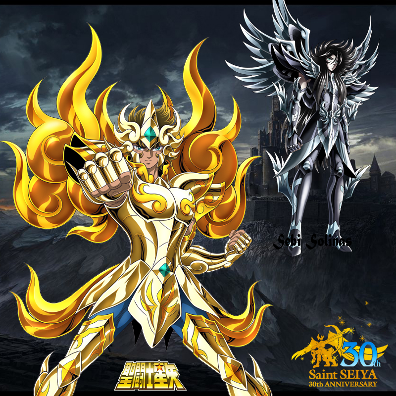 Saint Seiya 30th ANNIVERSARY Gold And Pluto Beautifully Memorial Picture Album Size 30*21CM 100 Pages Collection Cards Gift