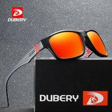 Бренд dubery, поляризованные очки для рыбалки, мужские и женские солнцезащитные очки, уличные спортивные очки, очки для вождения, UV400, солнцезащитные очки