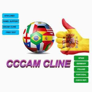 Best Stable Satellite Cccam Cline Spain Poland Portugal Receptor Europe Cccam Germany Decoder Europe Panel Gtmedia V8 NOVA V9