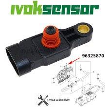 Capteur de carte de pression absolue, pour Chevrolet Aveo Kalos Matiz Spark NUBIRA LACETTI Daewoo TICO (0.8, 1.0, 1.2, 1.4)