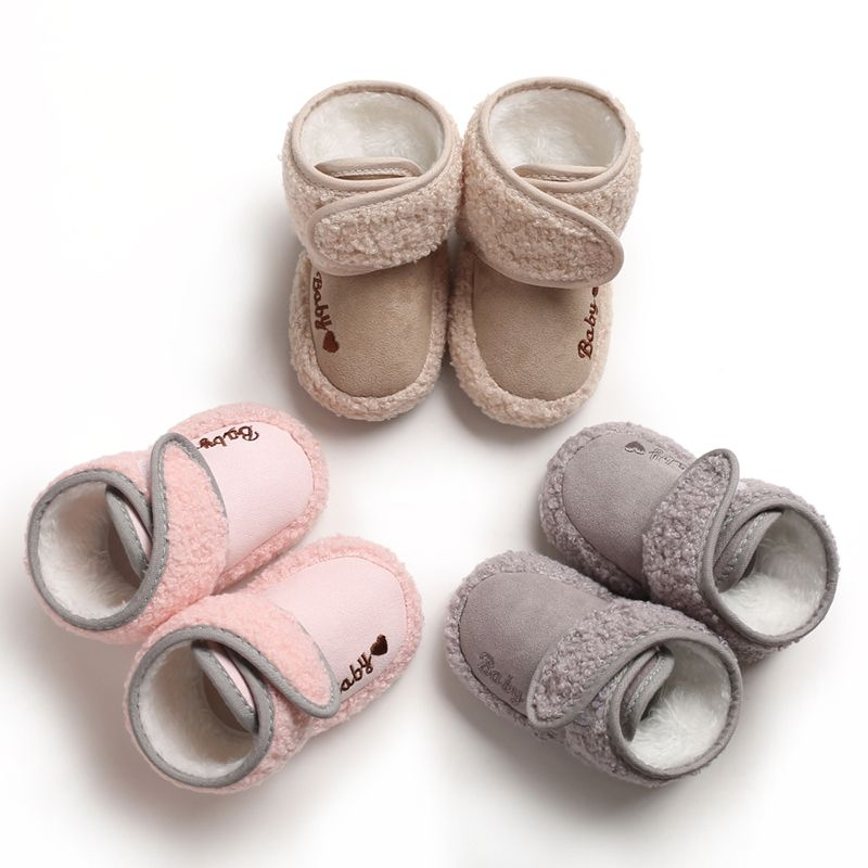Shoes Toddler Flower First Walkers Baby-Girl Fashion Embroidery Kid