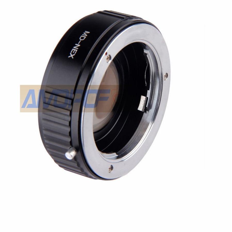 MD-NEX Tilt Adapter for Minolta MD Lens to Sony E A5100 A6000 A3000 5T 3 5N VG10