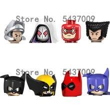 PG8147 продажа персонажей из серии фильмов, аксессуары для головы, строительные блоки, подвижные куклы, детские игрушки, подарок для детей, мин...