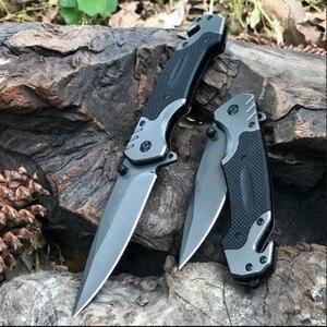 Image 4 - Multi function Folding Survival Knives Hunting Camping Blade Multi High Hardness Military Survival Knife Pocket