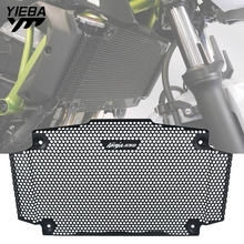Per Kawasaki Ninja 650 Z650 Z 650 2017 2018 2019 2020 Accessori di Alluminio Del Motociclo Radiatore Griglia di Protezione Della Copertura Della Protezione