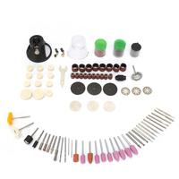 Rotatory Tool Kit with 140pcs Accessories for Multi tool Mini Drill with a Case Abrasives Tools Accessories