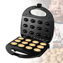 Cake-Maker Cook-Plates Breakfast Electric-Walnut Kitchen Sonifer Automatic Non-Stick