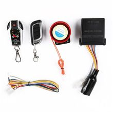 цена на Two Way Motorcycle Alarm Motorbike 12V Anti-theft Security System Start Alarms