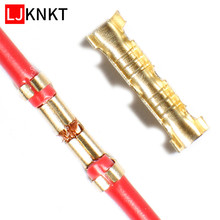 U shaped terminal cold inserts connector small teeth fascia universal spring plug wire crimping hand tool gold quick connection