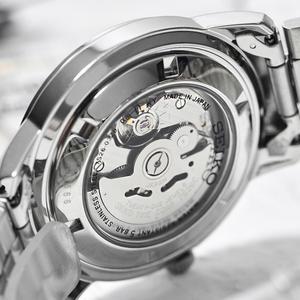 Image 5 - セイコー腕時計メンズ 5 腕時計自動セットトップ高級ブランド防水スポーツメンズ腕時計メンズ腕時計防水watchrelogio masculino