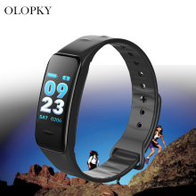 Waterproof Smart Bracelet Wristband Blood Pressure Fitness Sport Smartband Heart Rate Sleep Monitor Tracker Smartwatch Bracelet