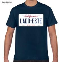 Camisa de algodão de verão dos homens da marca de t camisa de t camisa de algodão de t