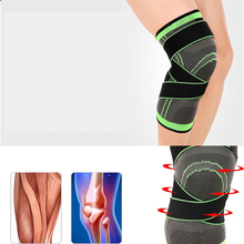 Compression Knee Surpport Pads Sports Bandage Knee Brace Breathable Knee Protector Pain Relief Belt Health Care veidoorn 1prs compression knee sleeves knee support for sports workout basketball joint pain relief knee brace for running