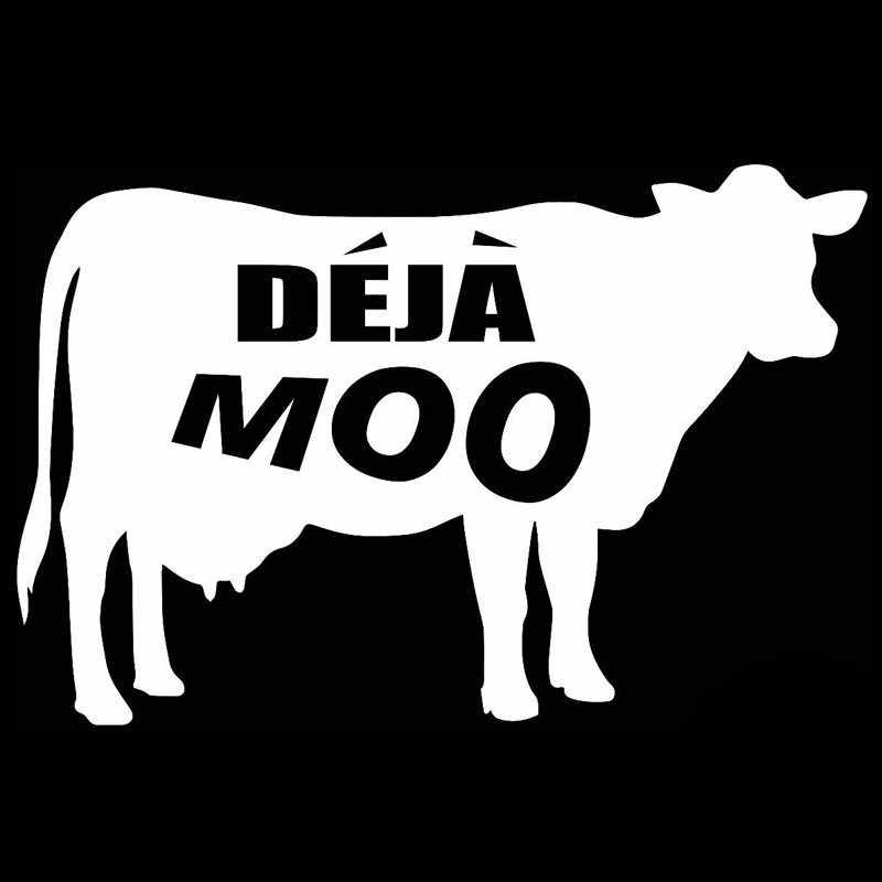 Deja 武牛ファッションオートバイビニール用/バンパー/窓ビニールデカール DIY 装飾 CT1045