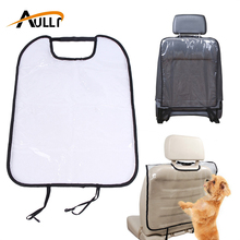 Car Seat Back Protector Cover for Children Kids Baby Auto Seat Cushion Kick Mat Pad Anti Mud Clean Dirt Decals Car Accessories