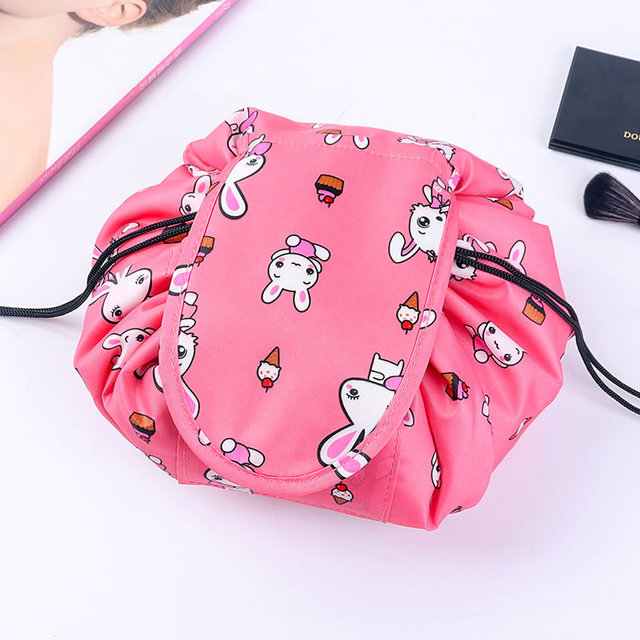 H7e8d4c9fd81940f3a9c75e575ca1d73cJ - Women Drawstring Travel Bag | OC471