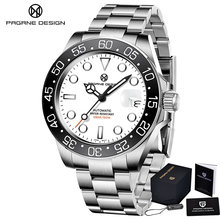 Мужские часы pagrne pagani design брендовые автоматические механические