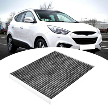 For IX35 Hyundai Tucson Kia Air Filter Parts Auto Cabin Interior 97133-2E250 24x20.5x2cm image