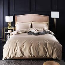 Svetanya Nordic Khaki Egyptian Cotton Bedlinens Twin Queen King Size Family Set Duvet Cover Set Bedding Bedspread