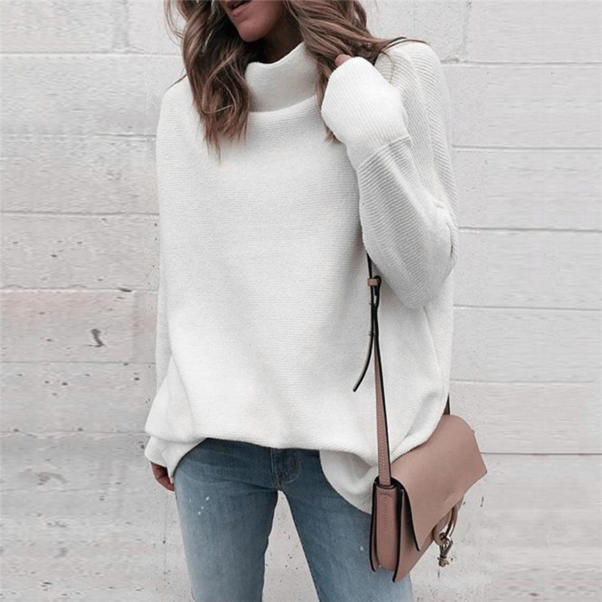 Long Sleeve Autumn Winter Sweater