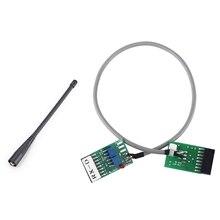 Radio Relais Station Repeater Stecker Kabel TX-RX Zeit Verzögerung für Motorola B2C & Walkie Talkie für BaoFeng Uv-5R Antenne SMA-Fem