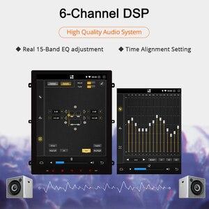 """Image 2 - Ownice テスラスタイル 8 コアの Android 9.0 Ips 9.7 """"オートカーマルチメディアプレーヤー Vw ティグアン 2010 2016 k6 ラジオ DVD PX6 4 グラム DSP HDMI"""