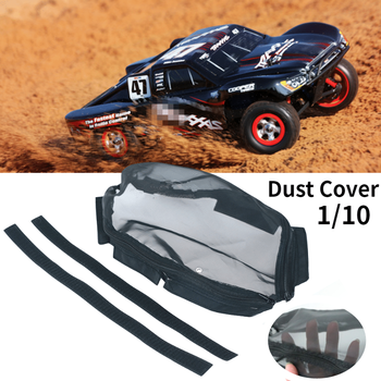 Protective Chassis Cover Dirt Dust Resist Guard Cover for 1/10 TRAXXAS SLASH 4x4(4WD) Not LCG Rc Car Parts