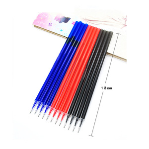 Image 4 - 25 pcs/lot Animals Erasable Pen Refills Rod Magic Erasable Gel Pen Washable Handle for School Office Writing Supplies Stationery